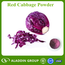 100% Natural Dried cabbage powder / red cabbage juice powder