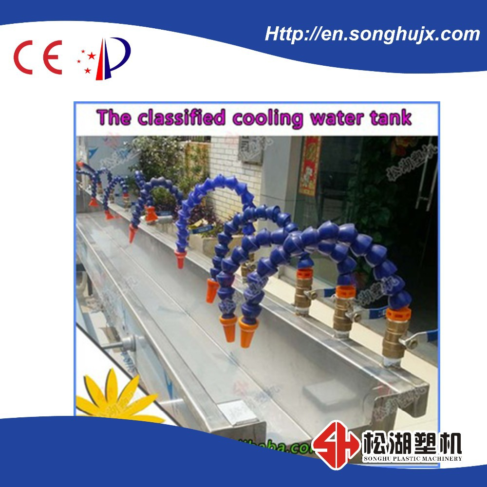 anti-skidding TPU TPR SRS rubber band extrusion line