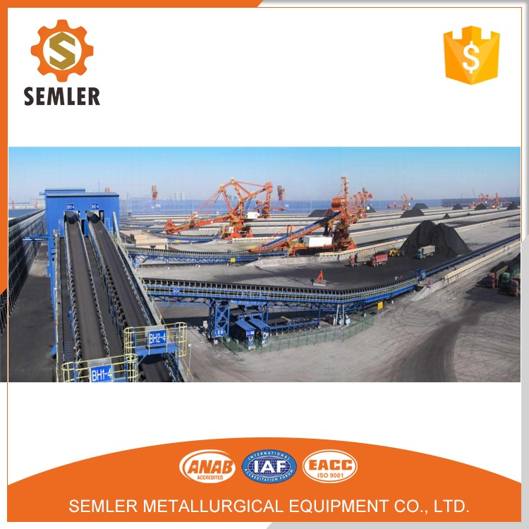 Stainless Steel Angle Belt Conveyor