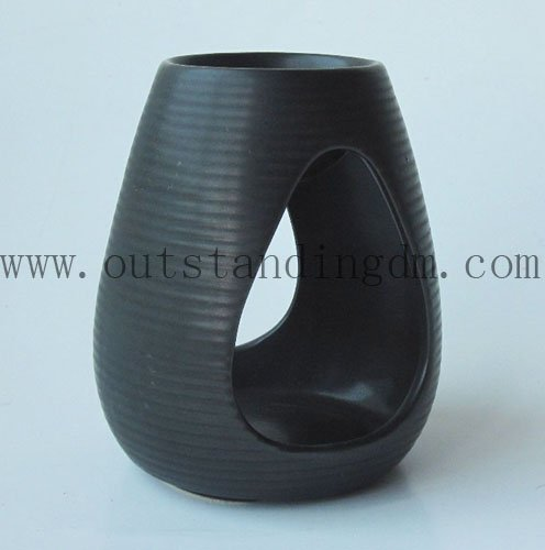 Aroma Burner Type And Ceramic Material Oil Warmer For Tealight Candles