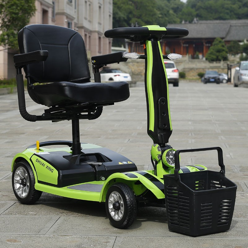 cng cce 3 four / 4 three-Wheel electric scooter with gasoline engine
