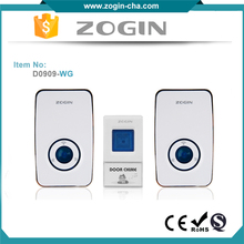 Ac Long Range Door Bell Wireless Doorbell With Led Light funny doorbell uk
