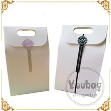 Eco-friendly recycled folding giftware for candles custom box toy packaging