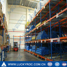 Gravity Roller Pallet Rack with ISO9001