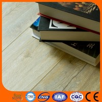 New product v groove laminate floor made in China