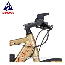 new model aluminum Electric Cyclocross Bike by Taiwan supplier