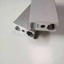 Anodizing 15*30 aluminum extrusions for solar panel frame