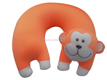 Novelty Animal Cotton U Shape Neck Pillow Travel Car Home Pillow Nap Pillow Retail AJ1062