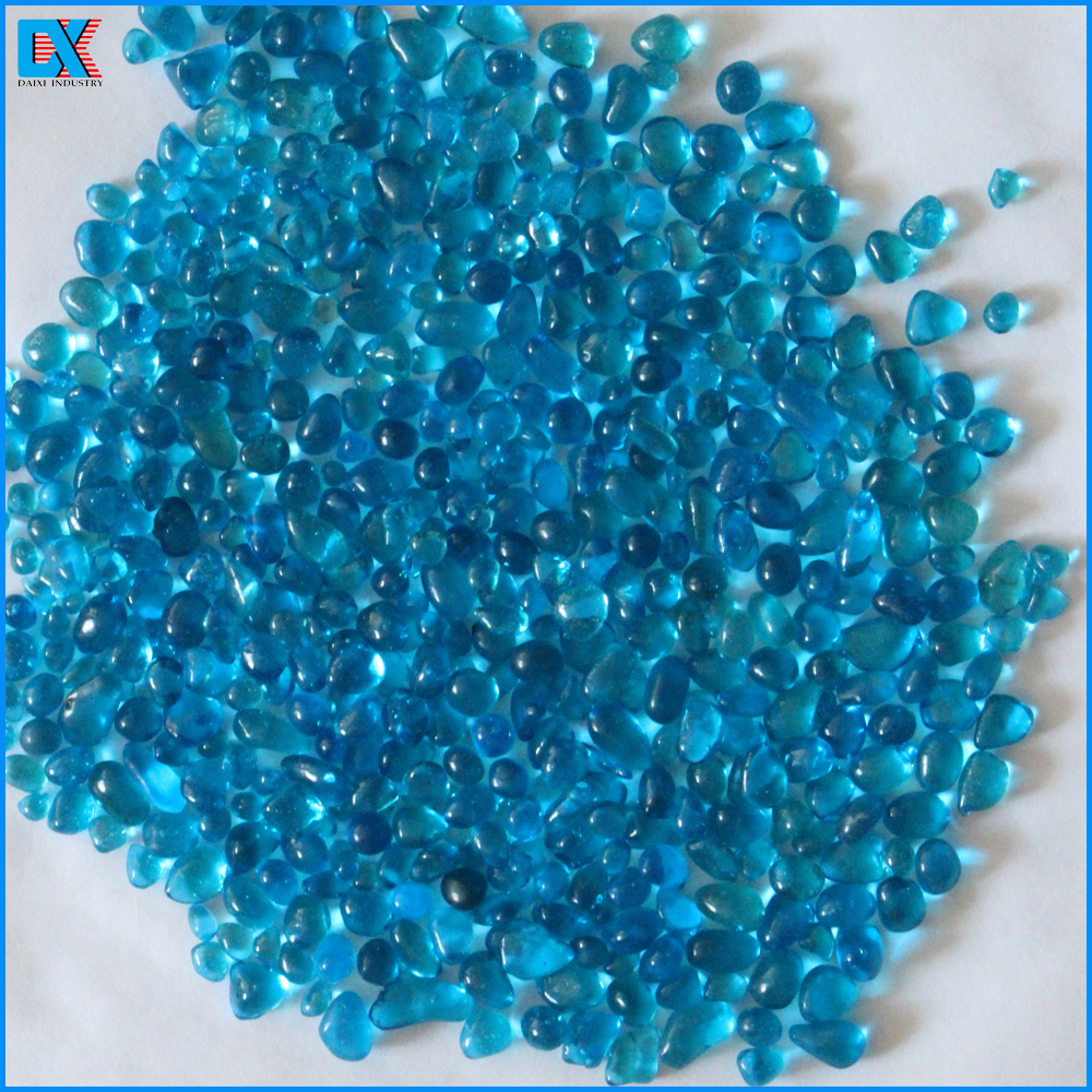 Decorative Glass Bead For Aquarium Use