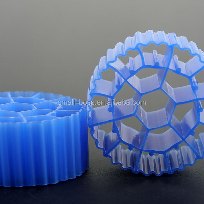Chinese MBBR aquarium filter medias for fish pond