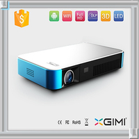 Smart portable 3D Native full hd Home theatre projectors/home video proyector/ video beamer