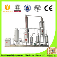 Saving Electricity waste black oil machine