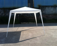 outdoor PE 3x2.4M wind proof gazebo with sidewall