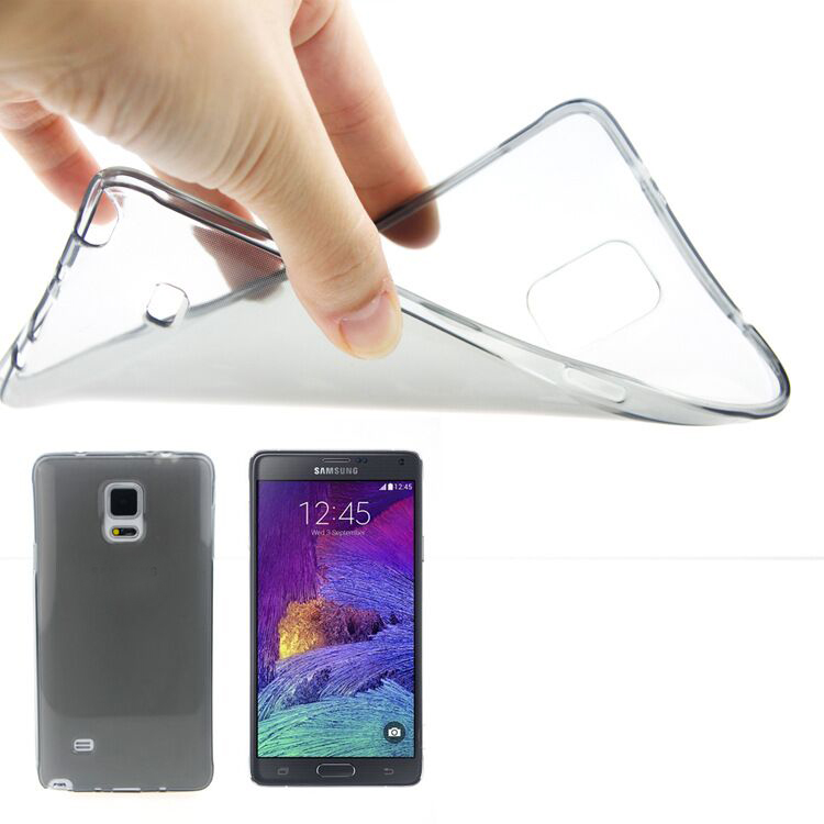 Ultra-thin durable tpu mobile phone case for Galaxy Core/I8260/I8262