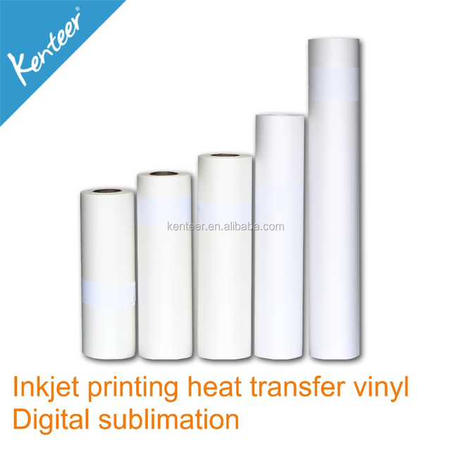 KENTEER Hot Sales sublimation self weeding transfer Paper For Textiles