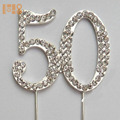 Different Style Monogram Cake Toppers for Wedding Birthday
