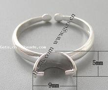 Gets.com 925 sterling silver orbis interchangeable rings