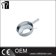 VNTA308 Stainless Steel Wide Mouth Funnel