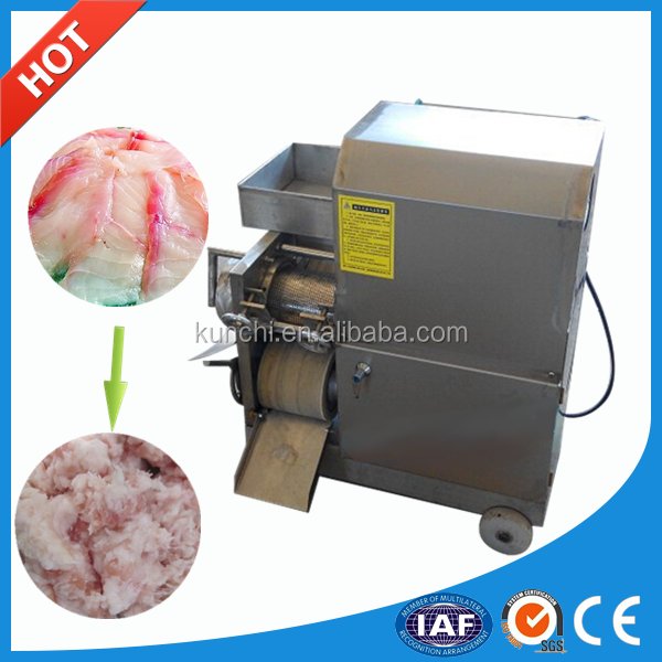 Trade Assurance! Fish meat separating machine / fish meat bone separating machine / fish meat bone separator