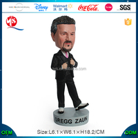 Resin Character Statue Bobble Head Craft Supply