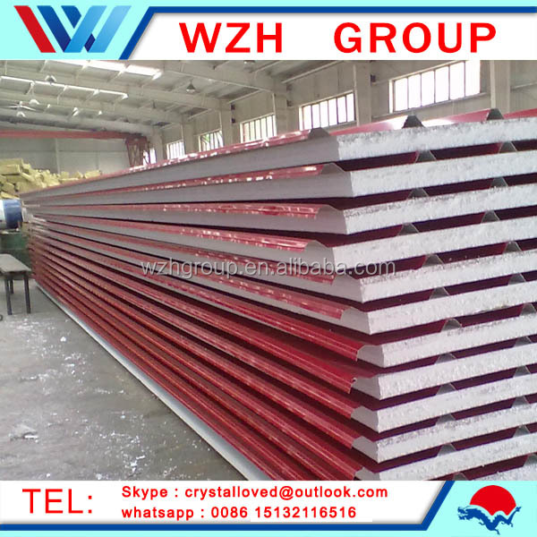 Insulation XPS / PU Foam FRP Sandwich Panel, FRP Exterior Wall Panels, 5mm - 100mm FRP Honeycomb Panel from china supplier