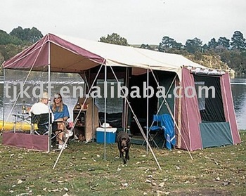 how to buy a tent for the family