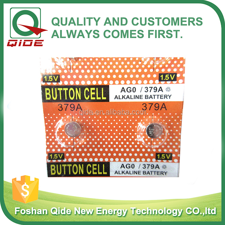 Good quality and cheap prices OEM AG0 1.5v alkaline button cell battery LR521