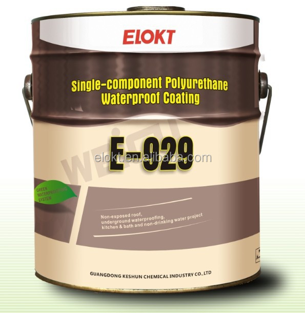 Single Component Polyurethane roof waterproof coating(E-929)