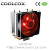 COOLCOX CPU COOLER CC EX100 For