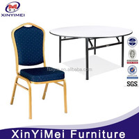 commercial hotel furniture banquet aluminum chair