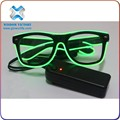 Promotional Novelty El Glowing Sunglasses led light sunglasses