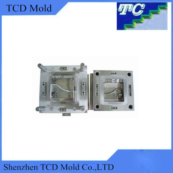 Shenzhen OEM plastic injection Auto/car Rear Bumper Moulds Manufacturer/Injection Plastic Rear Bumper Molds Maker