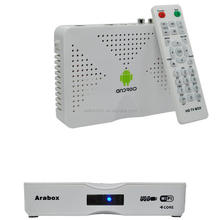 Shenzhe factory Cheapest 2 year apk account android tv box arabic channels IPTV box arabox