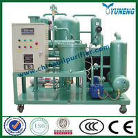 Large filter area long life hydraulic oil purifier with high quality
