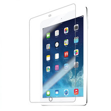 Top quality glass film for iPad 5 2.5d shatterproof tempered glass screen protector for ipad air