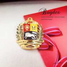 3D Zinc alloy Military lapel badges,Custom hat pins,Enamel lapel pin badges