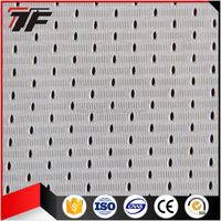 120gsm Double Side White Mesh Screen Printing Fabric
