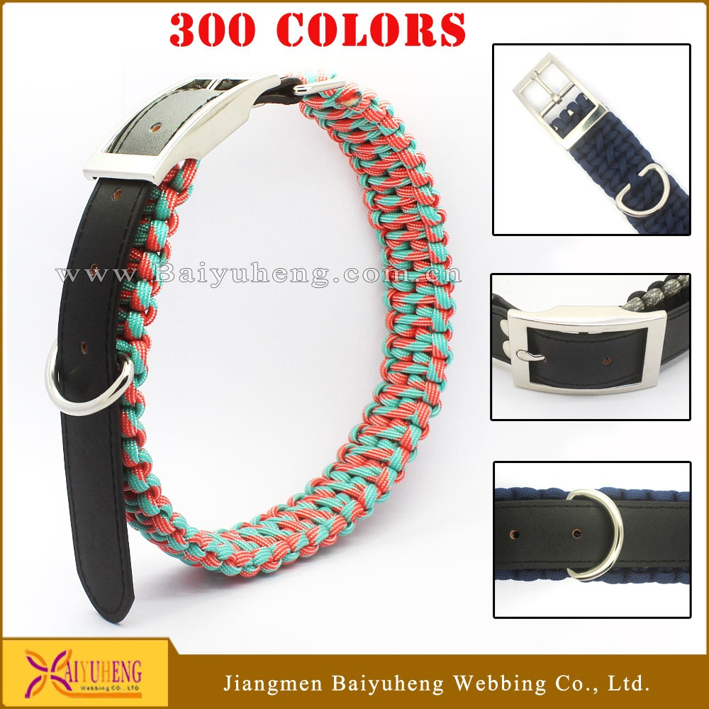 wholesale custom magnetic dog rope collar