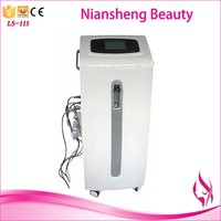 Salon use spray facial machine almighty oxygen jet peel skin rejuvenation/water oxygen therapy facial machine