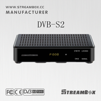 Full HD DVB-S2 Android Smart TV Box MPEG4 H.264 Receptor FTA Satellite TV Receiver