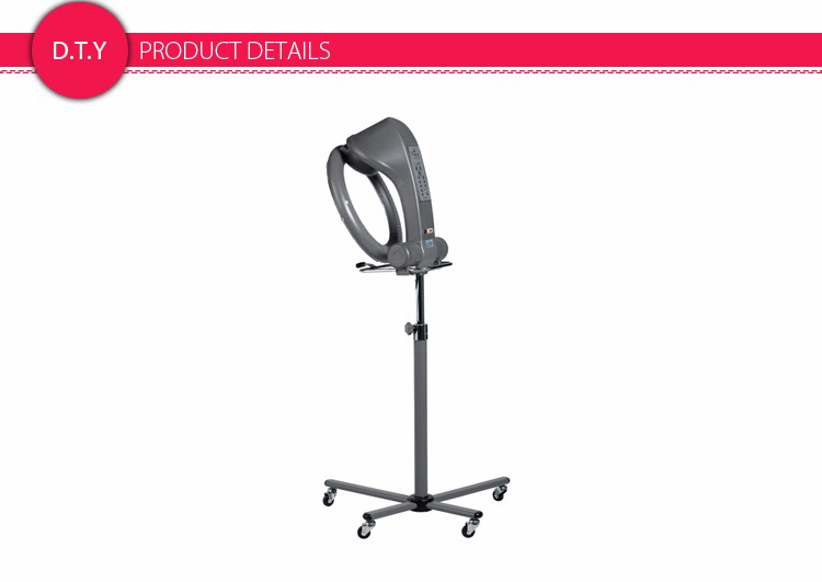 DTY best selling economic beauty salon equipment professional hair dryer machine with stand