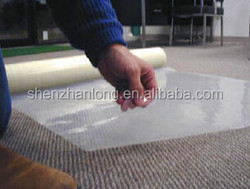 High Efficient PE Water-based Adhesive Cling Film Protective Floor Surface