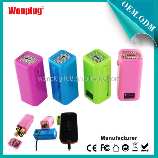 2014 newest portable 4pcs dry wonplug free sample 1 year guarantee cool power bank for blackberry z10