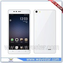Black 5.0 inch FWVGA 854*480 3g mtk6572 factory reset android phone