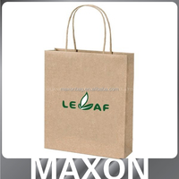 2016 market 2013 new style kraft paper bag For promotion
