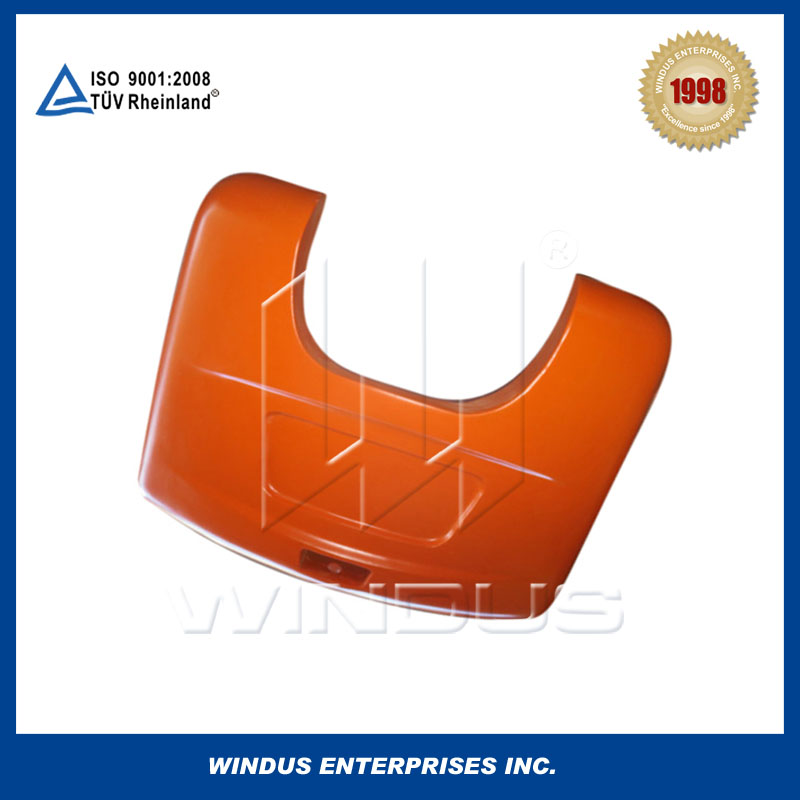 High quality 3-5tons tractor flat type casting weights