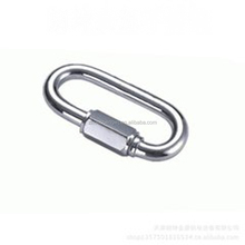 4mm stainless steel hanging hooks hanger quick link connecting hooks