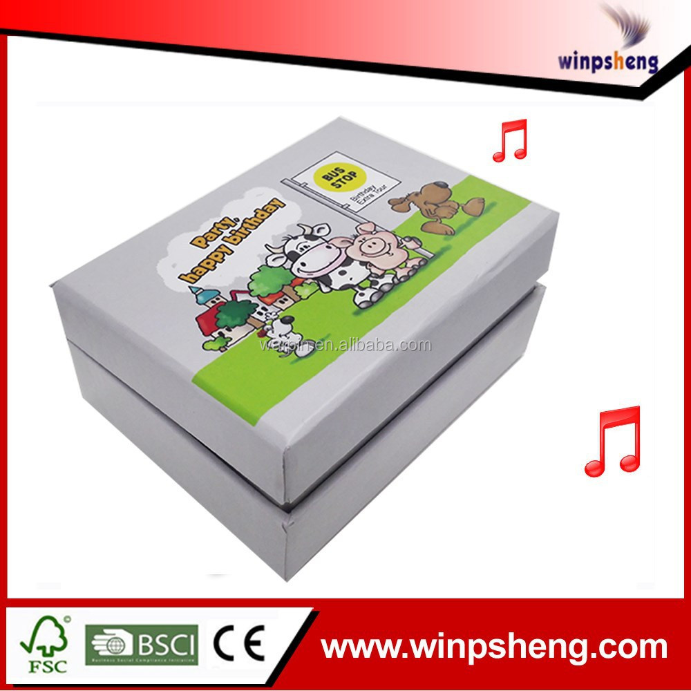 Hot Selling Good Quality Hand Crank Music Box Movement