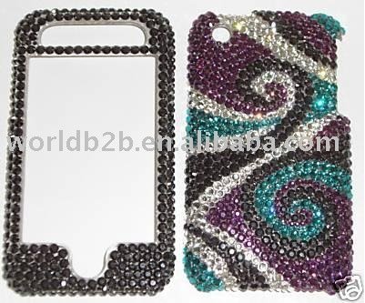 Diamond Crystal Case for apple iPhone 3G