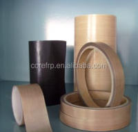PTFE adhesive tape without release liner